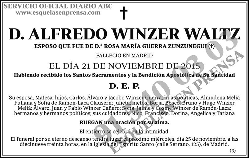 Alfredo Winzer Waltz